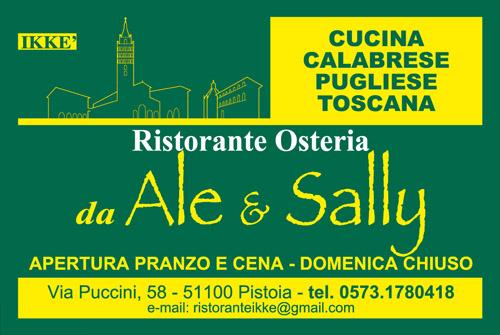Biglietto Ale &Sally