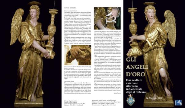 Gli angeli d'oro in Cattedrale