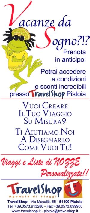 Agenzia di viaggi TravelShop