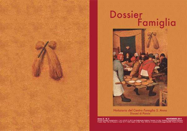 Dossier Famiglia 2011